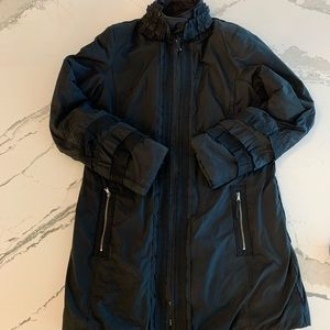 Ellie Tahari puffer coat size S
